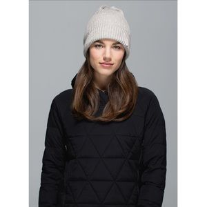 Lululemon Twisted Bliss Toque Beanie